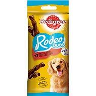 Pedigree Rodeo Duo žuvacie pochúťky s hovädzou a syrovou príchuťou 7 ks (123 g) - Maškrty pre psov