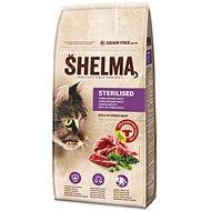 Shelma granule FM mačka sterilná hovädzie 8 kg - Granuly pre mačky