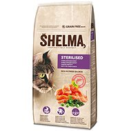 Shelma granule FM mačka sterilná losos 8 kg - Granuly pre mačky