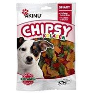 Akinu Kolagen chipsy 60g - Maškrty pre psov