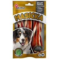 Sušené mäso pre psov Akinu Jahňací twister pre psov 75 g