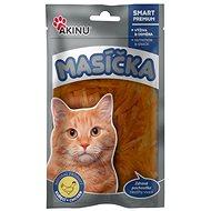 Akinu Kuracie rezanky pre mačky 50g - Sušené mäso pre mačky