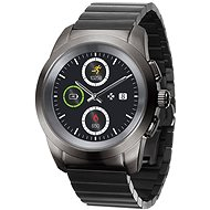 MyKronoz ZeTime Elite Black Metal - 39 mm - Smart hodinky
