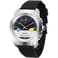 MyKronoz ZeTime Original Silver/Black - 44 mm - Smart hodinky