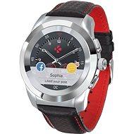MyKronoz ZeTime Premium Silver/Black - 39 mm - Smart hodinky