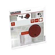 Kreator KRT232004, 225 mm - Brúsny papier