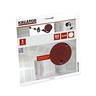Kreator KRT232009, 225 mm - Brúsny papier