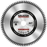 Kreator KRT020429, 254 mm - Pílový kotúč na drevo