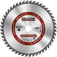 Kreator KRT020505, 254mm - Pílový kotúč univerzálny