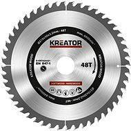 Kreator KRT020421, 210 mm - Pílový kotúč na drevo