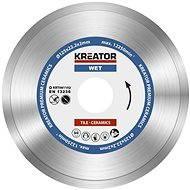 Kreator KRT081102, 125 mm - Diamantový kotúč