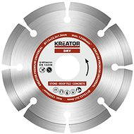 Kreator KRT082101, 115mm - Diamantový kotúč