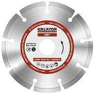 Kreator KRT082102, 125 mm - Diamantový kotúč