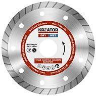 Kreator KRT083100, 115mm - Diamantový kotúč
