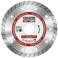Kreator KRT083101, 125 mm - Diamantový kotúč
