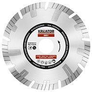 Kreator KRT084101, 125 mm - Diamantový kotúč
