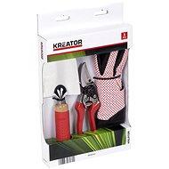 Záhradné náradie Kreator KRTGR7051 - Sada náradia