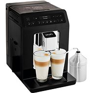 Krups EA891810 Evidence Black s nádobou na mlieko - Automatický kávovar