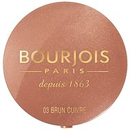 BOURJOIS Blush 03 Brun Cuivre 2,5 g - Lícenka