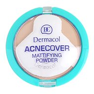 DERMACOL ACNEcover Mattifying Powder No.04 Honey 11 g - Púder