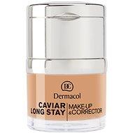 DERMACOL Caviar Long Stay Make-Up & Corrector Tan 30ml - Make-up