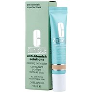 CLINIQUE Anti-Blemish Solutions Clearing Concealer Camouflant Purifiant Formule S.O.S. - shade 01 10 - Krycí korektor