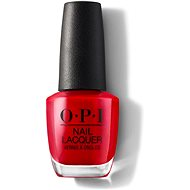 OPI Nail Lacquer Big Apple Red 15 ml - Lak na nechty