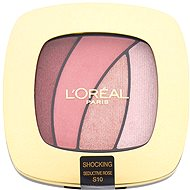 ĽORÉAL PARIS Color Riche Les Ombres Shocking S10 Seductive Rose 2,5 g - Očné tiene