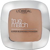 L'ORÉAL PARIS True Match Powder W5 Golden Sand 9 g - Kompaktný púder
