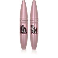 MAYBELLINE NEW YORK Lash Sensational Mascara Black 9,5 ml 2 + 1