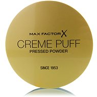 MAX FACTOR Creme Puff Pressed Powder 81 Truly Fair 21 g - Púder