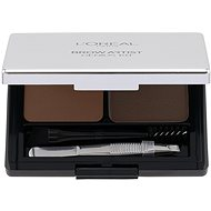 L'ORÉAL Brow Artist Genius Kit Light to Medium 3,5 g - Kozmetická paletka