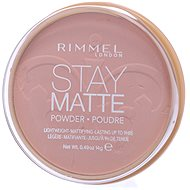 RIMMEL LONDON Stay Matte 14 g – Odtieň: 002 Pink Blossom - Púder