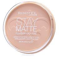 RIMMEL LONDON Stay Matte 14 g – Odtieň: 004 Sandstorm - Púder