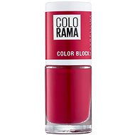 MAYBELLINE NEW YORK Colorama 486 Red 7 ml - Lak na nechty