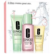 CLINIQUE 3 Step Skin Care System 3 - Mixed to oily skin - Cosmetic Set