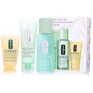 CLINIQUE 3 Step Skin Care Typ 1 – veľmi suchá až suchá zmiešaná pleť - Kozmetická sada