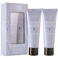 SCOTTISH FINE SOAPS Willow & Bluebell Set - Darčeková súprava kozmetická