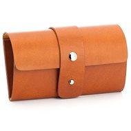 MÜHLE malá cestovná kožená taška