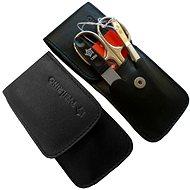 Pfeilring Original Solingen Luxusná cestovná manikúrová súprava 11103 Čierna - Manikúra