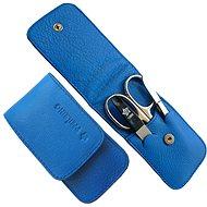 Pfeilring Original Solingen Luxusná cestovná manikúrová sada 11186 Modrá - Manikúra