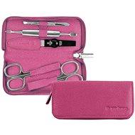 PFEILRING SOLINGEN Luxusná manikúrová sada 9359-8780 Ružová Made in Solingen - Manikúra