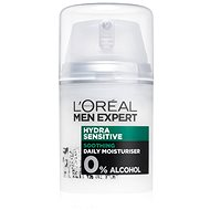 ĽORÉAL PARIS Men Expert Hydra Sensitive Protecting Moisturiser 24h. 50 ml - Pánsky pleťový krém
