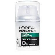 Pánsky pleťový krém ĽORÉAL PARIS Men Expert Hydra Sensitive Protecting Moisturiser 24h. 50 ml - Pánský pleťový krém