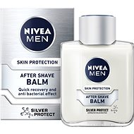 NIVEA After Shave Balm Silver Protect 100 ml - Balzam po holení