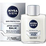 NIVEA After Shave Balm Silver Protect 100 ml - Balzam po holení