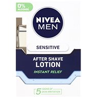 NIVEA After Shave Lotion Sensitive 100 ml - Voda po holení