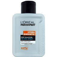 L'OREAL PARIS Men Expert Hydra Energetic Post-Shave gél 100 ml - Balzam po holení