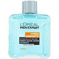 ĽORÉAL PARIS Men Expert Hydra Energetic Ice Impact After-shave Splash 100 ml - Voda po holení