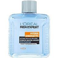 ĽORÉAL PARIS Men Expert Hydra Energetic Skin Purifier After-shave Splash 100 ml - Voda po holení